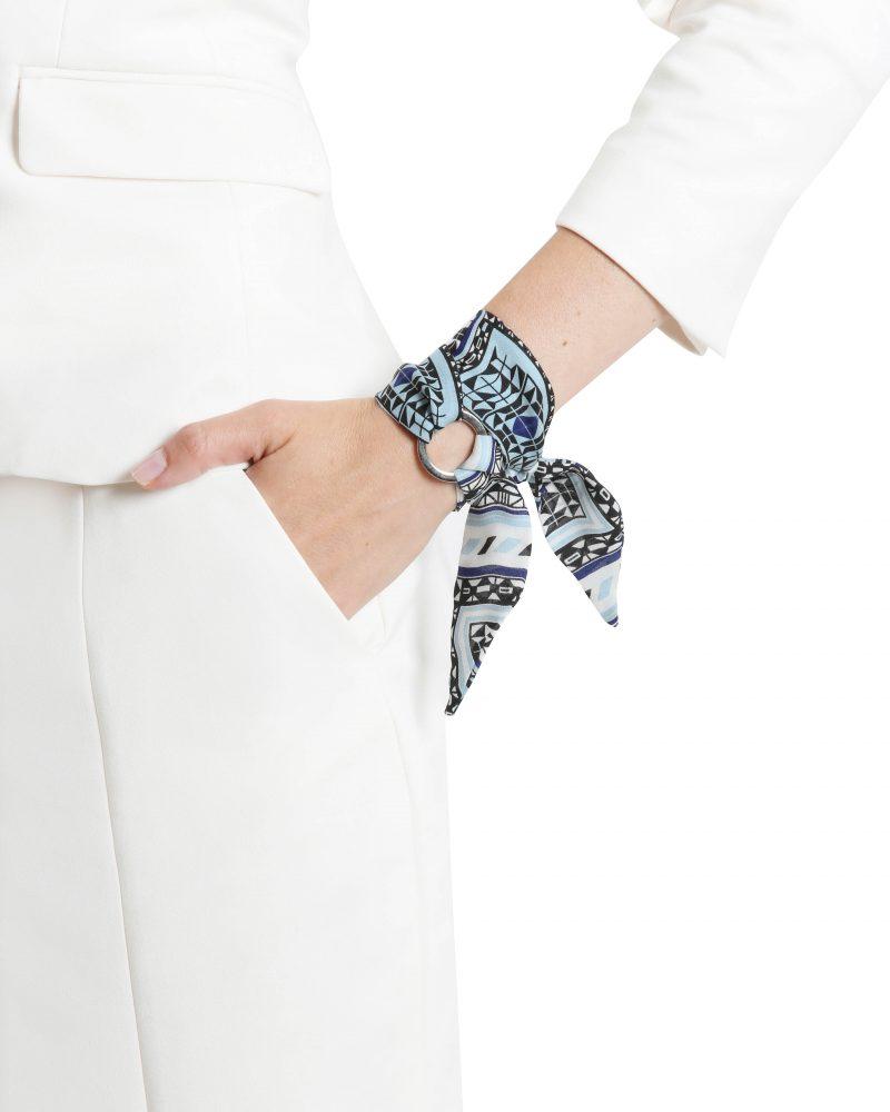 Stella Silk Bracelet