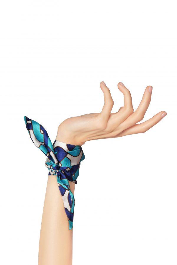 Beatrice Silk Bracelet