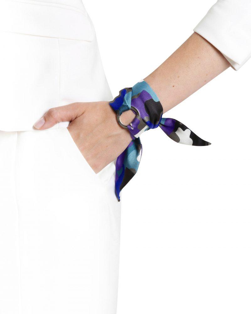 Mia Silk Bracelet