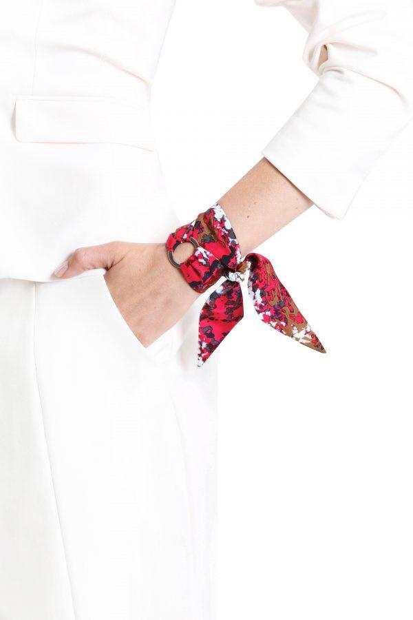 Fiona silk bracelet