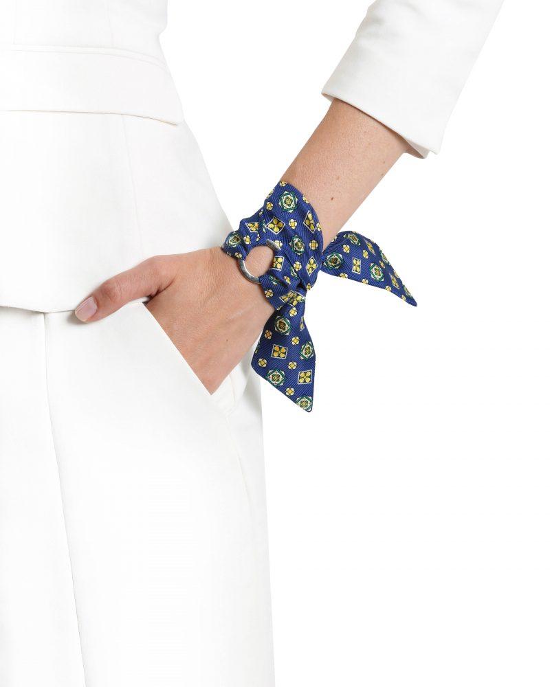 Belle Silk bracelet