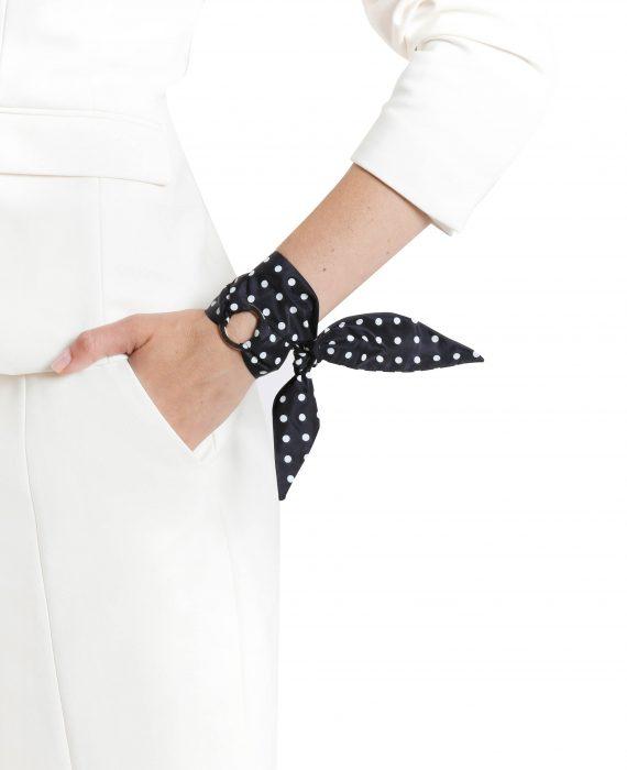 Lea silk bracelet