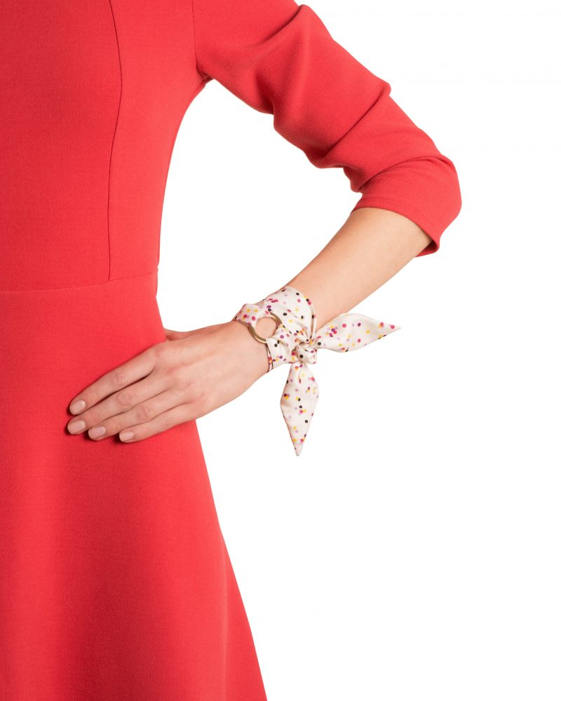 Ellie Silk Bracelet 3