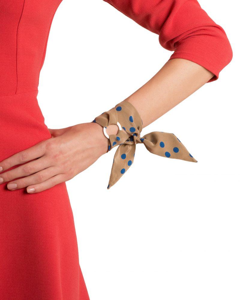 Sophie Silk Bracelet