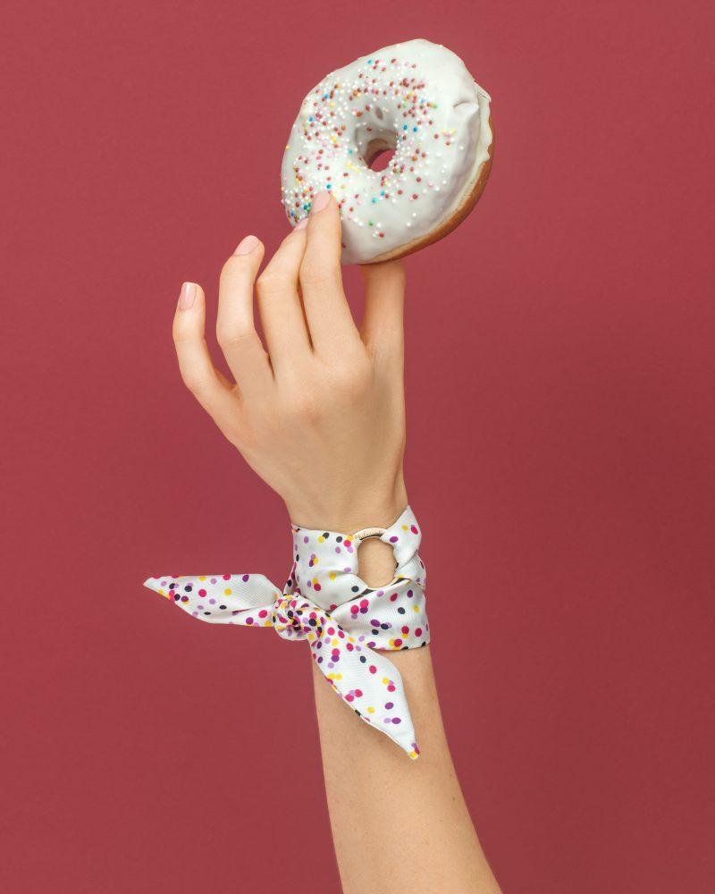 Ellie Silk Bracelet