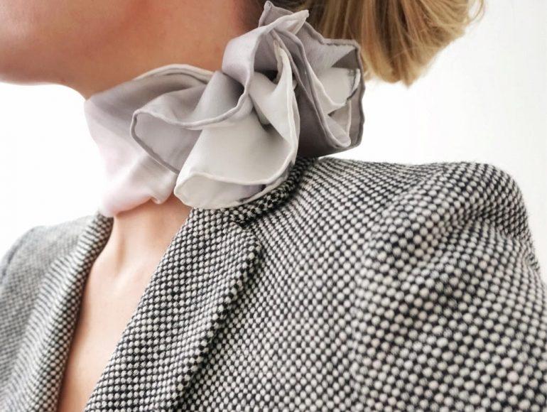 Custom print scarves