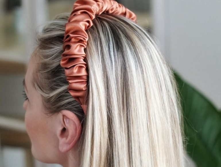 Ginger headband web